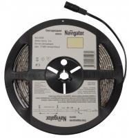 Лента LED Navigator 71 410 NLS-3528WW120-9.6-IP20-12V R5