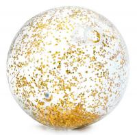 Мяч Блеск Intex Gold Glitter, 58070