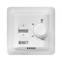 Термостат IQ THERMOSTAT M, белый