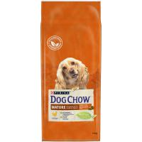 Dog Chow Mature с курицей, 14 кг, Сухой корм для собак старше 5-ти лет Пурина Дог Чау